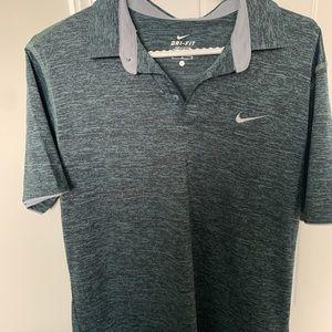 Nike Drifit polo